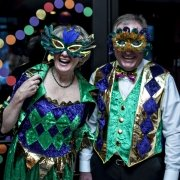 Non-Profit Event Photo - Mardis Gras - by Compass Occasions Minnesota Event Planners