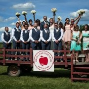 Wedding Photo - Jenna and Brian - by Compass Occasions Event Planners