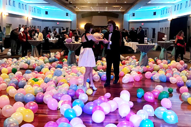 Non-Profit Event Photo - Eighties Prom - by Compass Occasions Minnesota Event Planners