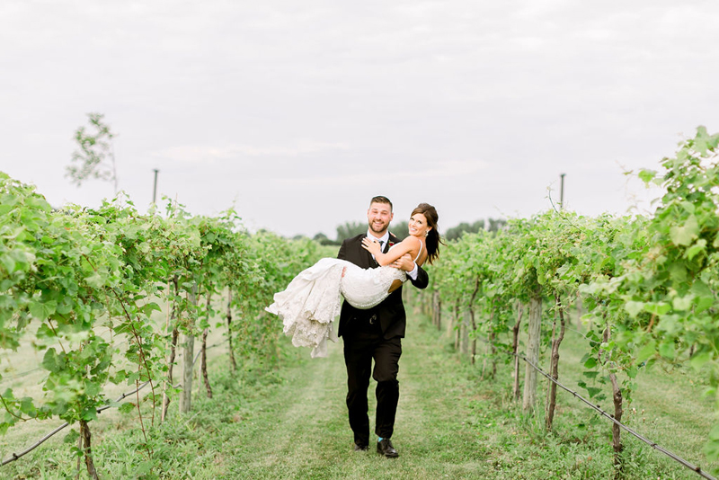 Wedding Photo - Michelle and Logan - by Compass Occasions Minnesota Event Planners